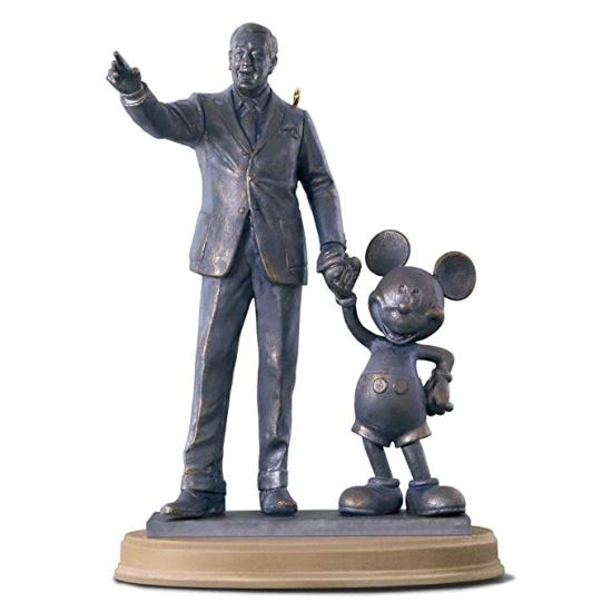 Holiday decorations like Disney ornaments make great gifts for Disney fans, which is why they firmly land on this holiday gift guide for Disney fans.