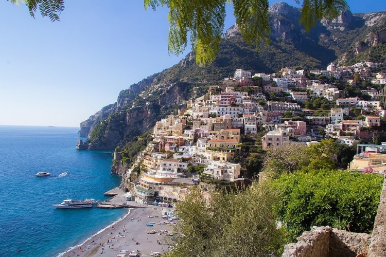 Planning on taking the damn trip to Italy and the Amalfi Coast later this year.