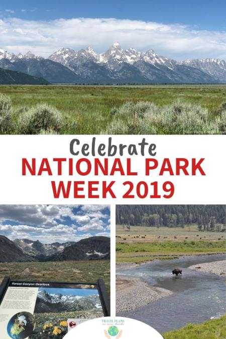 National Park Week 2019 is here! Celebrating all that is great about all the national parks across the US with events and even free admission Saturday, April 20th. Sharing some of our favorite national parks and our bucket list of ones still waiting to be seen. #nationalpark #findyourpark #nationalparkweek