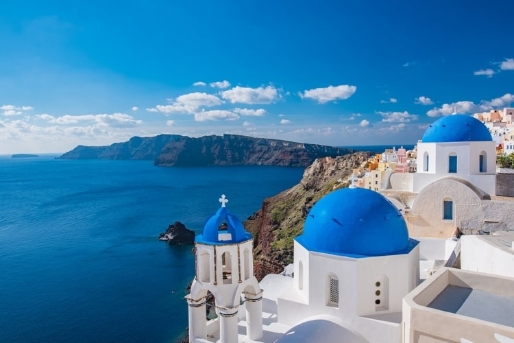 Greece would be an excellent destination for taking the damn trip.