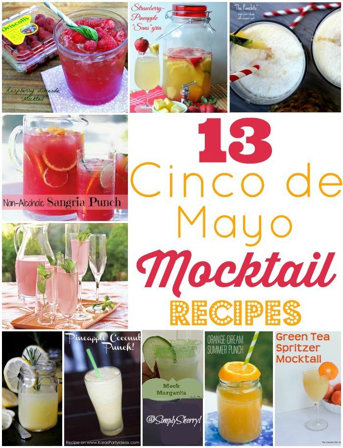 13 Cinco de Mayo Mocktail Recipes