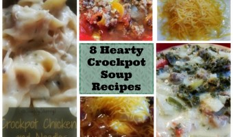 8 Hearty Crockpot Soup Recipes