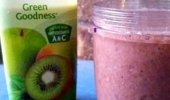 Mixed Fruit Smoothie Recipe