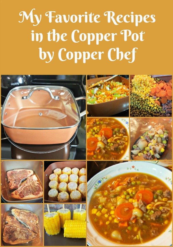 Copper Pot by CopperChef