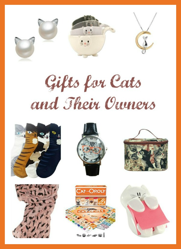 Gifts for Cats and Their Owners