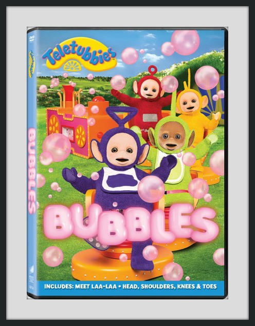 Teletubbies Bubbles DVD
