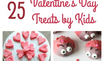 Valentine's Day Treats by Kids