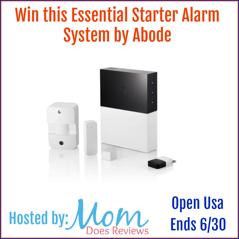 abode giveaway