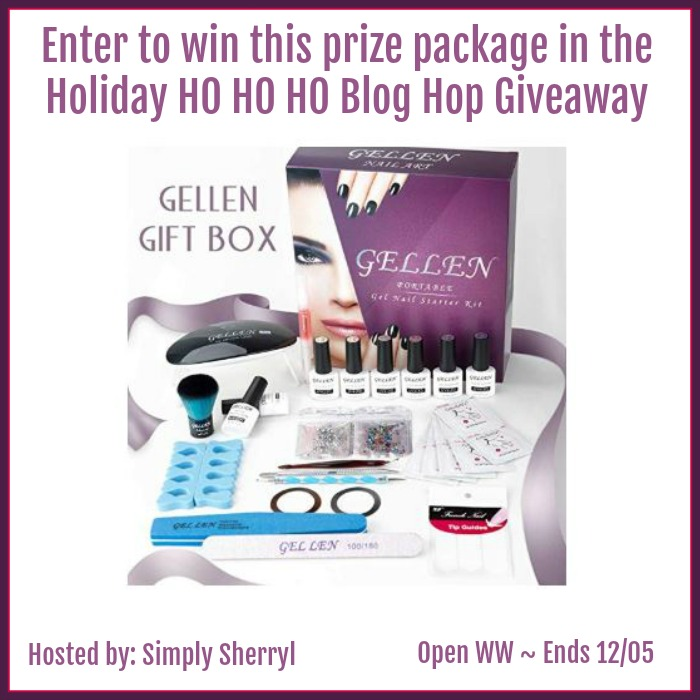 Holiday HO HO HO Blog Hop