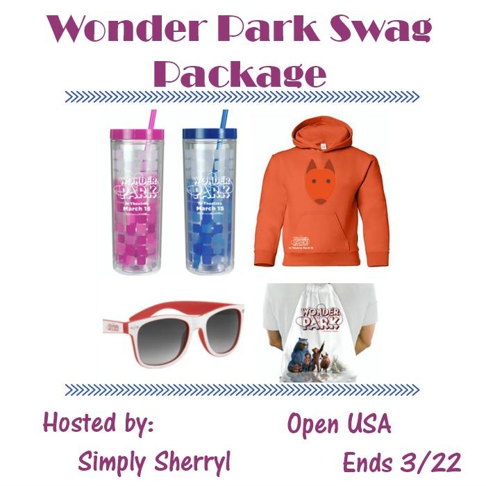 Wonder Park Swag Package Giveaway