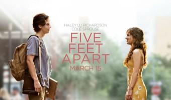 Five Feet Apart Swag package