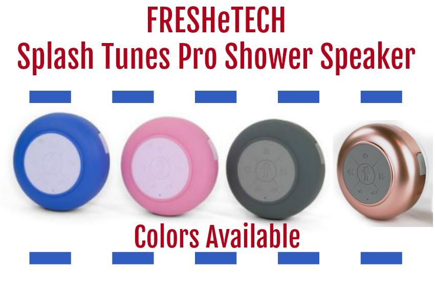 Splash Tunes Pro Waterproof Speaker