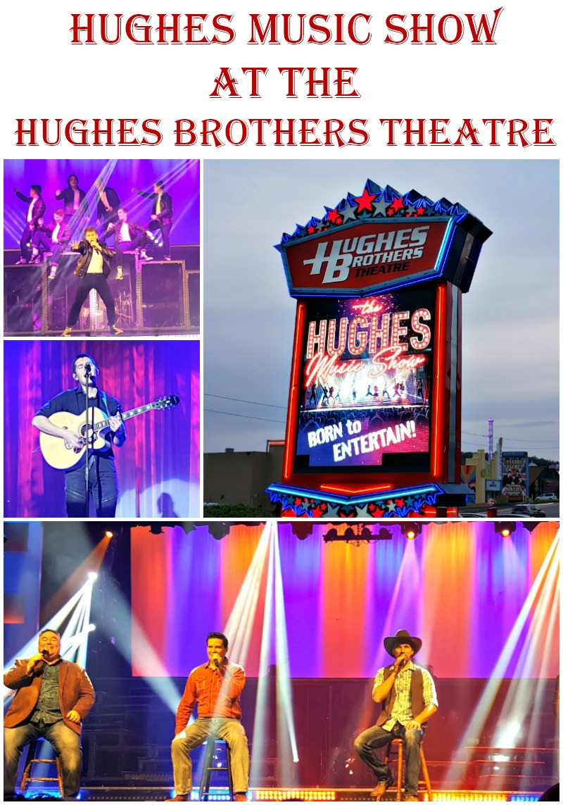 Hughes Music Show at the Hughes Brothers Theatre
