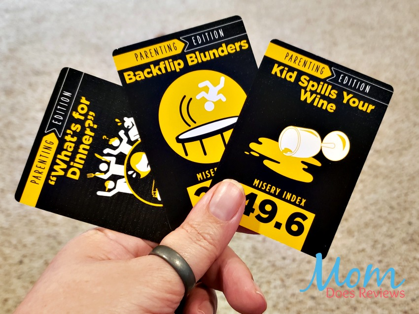 3 Winners #WIN a New Game Stuff Happens: Parenting Edition