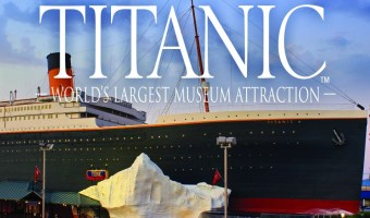 The Titanic Museum Attraction Branson Missouri. We attended a murder mystery while taking a personal tour of the @TitanicUSA with #BloggingBranson. What an emotional experience. It was on the 107th Anniversary. #TitanicRemembranceDay #hosted #BRTitanic