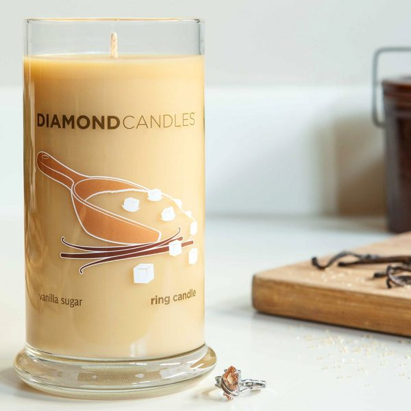 Enter to win our Diamond Candle Giveaway