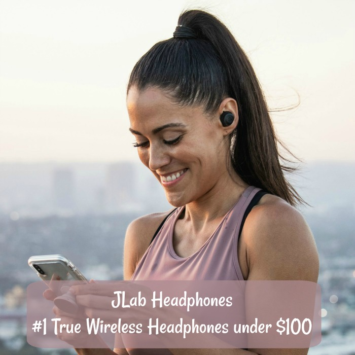 JLab Headphones: #1 True Wireless Headphones under $100 #FINDYOURGO