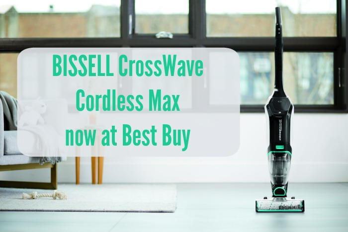 BISSELL CrossWave Cordless Max at Best Buy