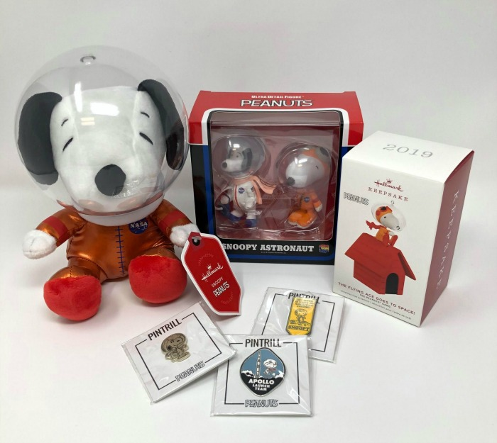 Peanuts Space Themed Giveaway