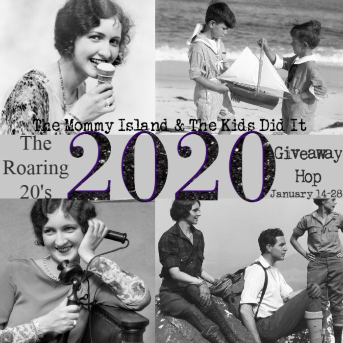 Roaring 20's Giveaway