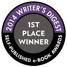 """Mabel the Lovelorn Dwarf"" Placed 1st in the 2014 Writer's Digest Self-Pubslished e-Book Awards in the Middle Grade/YA Category."