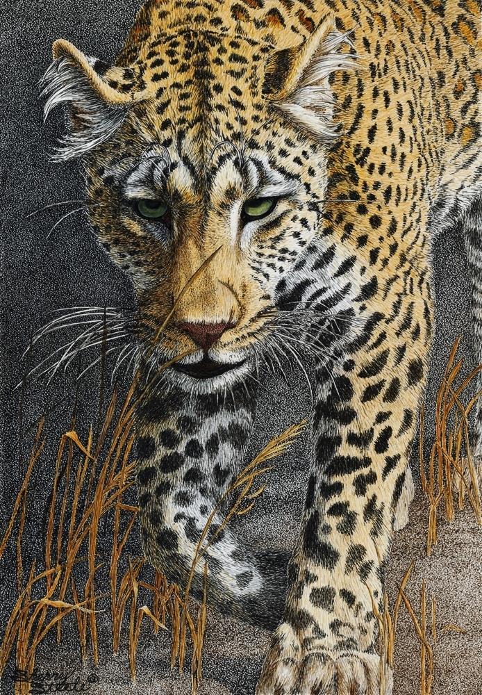 Shadowalker - Leopard