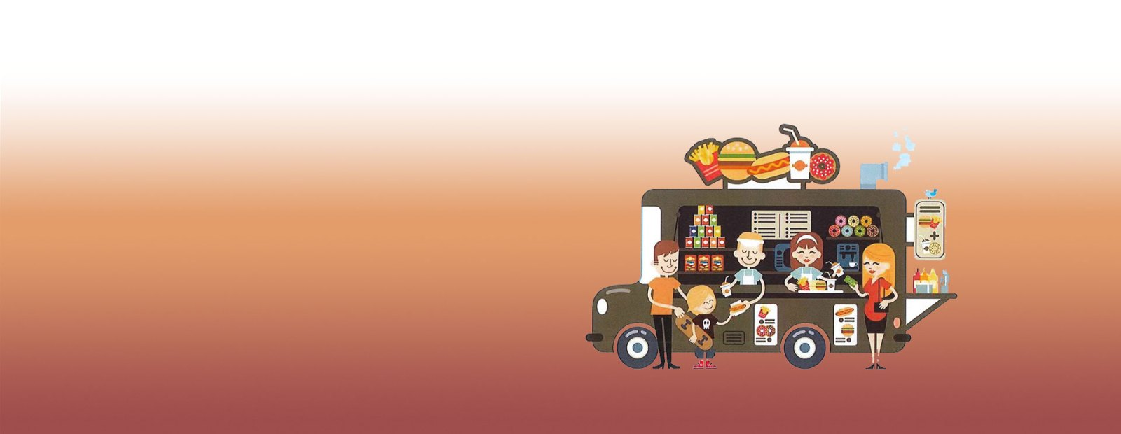 Food Trucks Encino