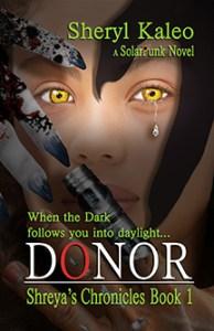 Donor Shreya's Chronicles Book 1