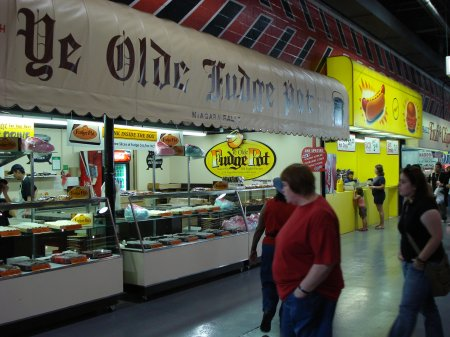 It's not the CNE without fudge.