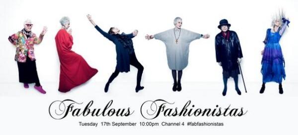 Fabulous Fashionistas card