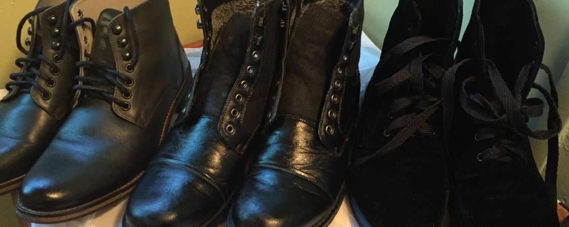 I'm An Adult Now – Winter Boot Care