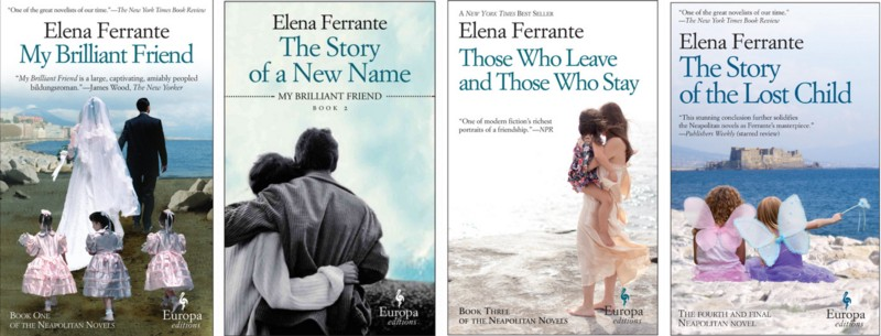 Book Review – The Neapolitan Quartet by Elena Ferrante
