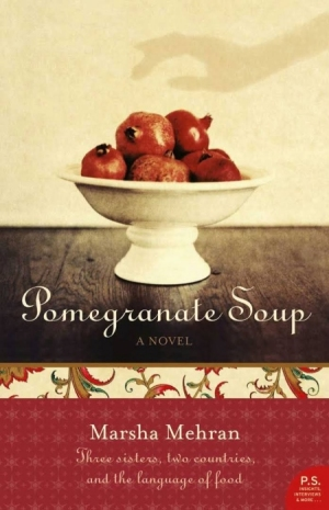 Cover of Pomegranate Soup