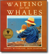 'Waiting for the Whales' by Sheryl McFarlane