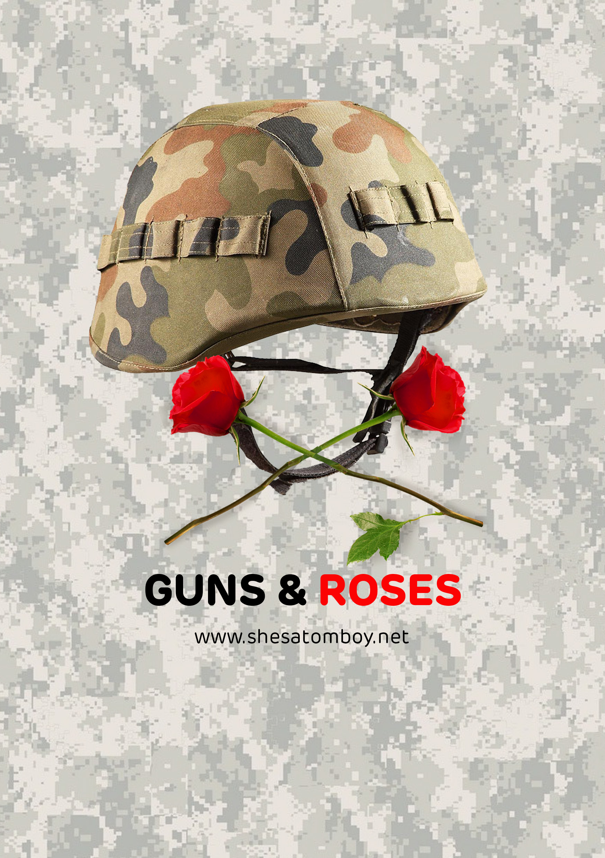 Guns and Roses…