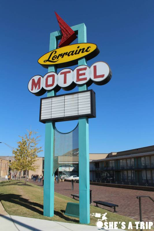 the national civil rights museum loraine motel mlk