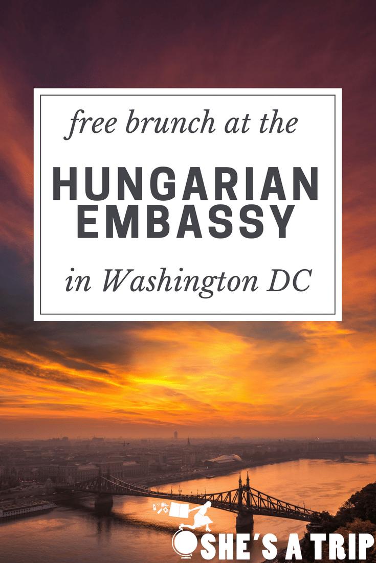 New Location Hungarian Embassy Washington DC