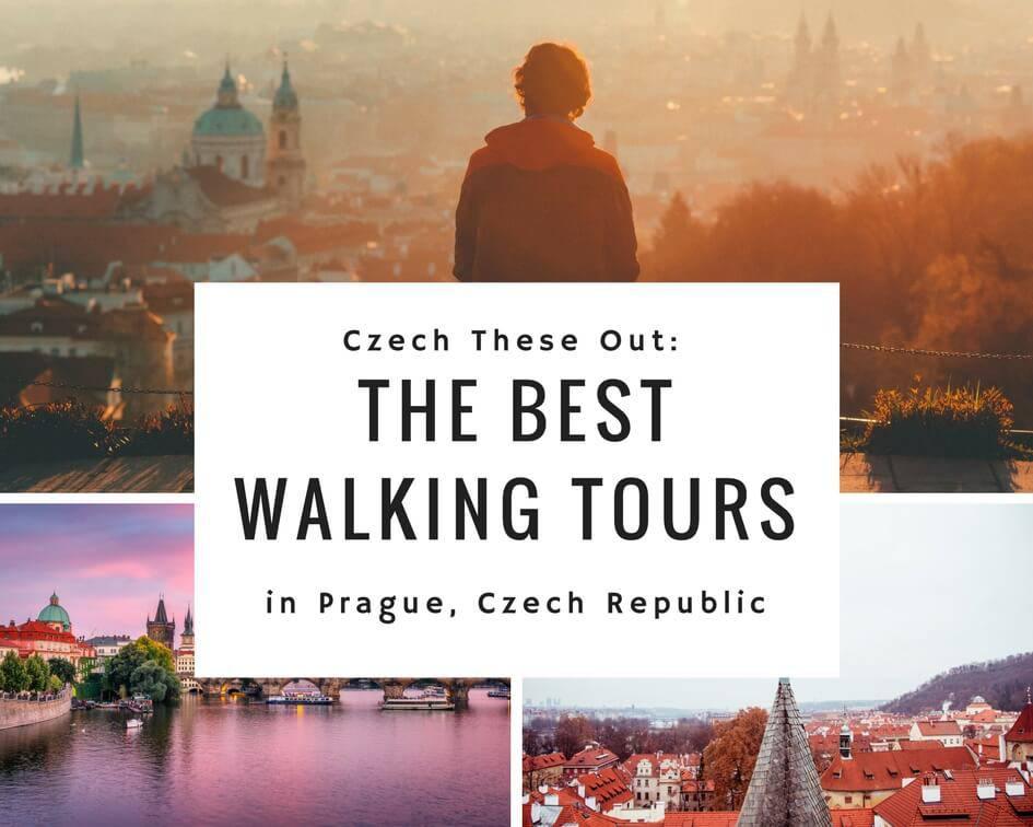 best walking tours in Prague czech republic