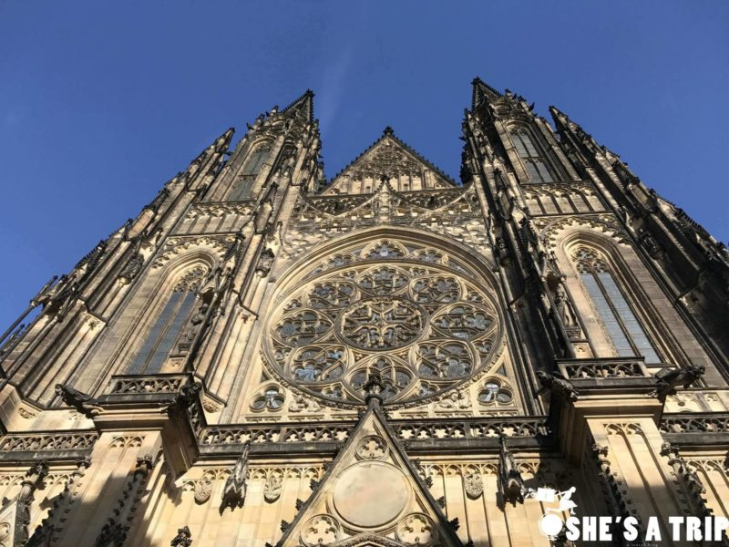 saint vitus cathedral prague