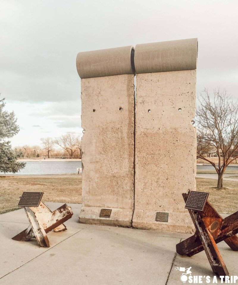 things to do in Rapid city South Dakota Berlin Wall Memorial