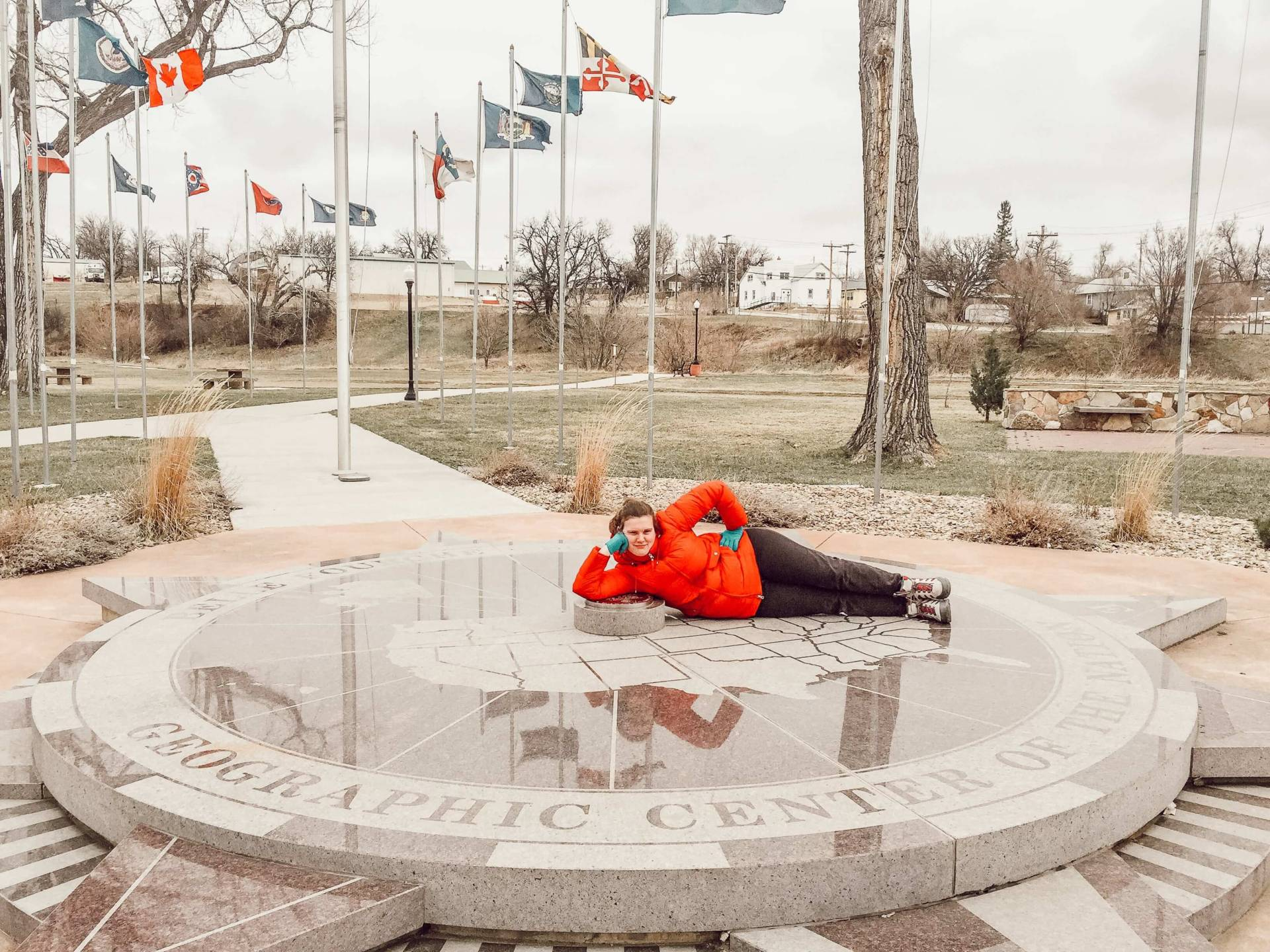 Belle Fourche South Dakota: The Geographic Center of the United States