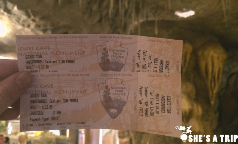 Jewel Cave National Monument tickets