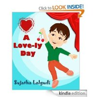 FREE Kindle Book: A Lovely Day – A Valentine Picture Book for Children