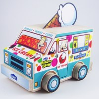 FREE Lowe's Ice Cream Truck Workshop for Kids this Weekend…
