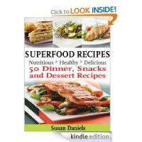 FREE Kindle Book: Superfood Recipes