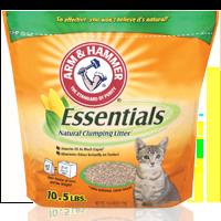Rebate: Buy One Arm & Hammer Essentials Cat Litter, Get One Free