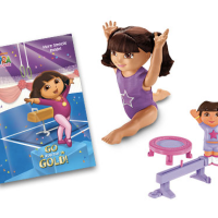 Dora's Fantastic Gymnastics Adventure Sweepstakes