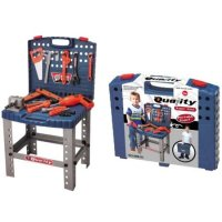 Toy Tool Set Workbench Kids Workshop Toolbench for $29.95 Shipped