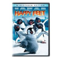 Happy Feet DVD for $5.99 Shipped