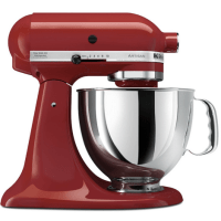 Rebate | FREE 5-Quart Glass Bowl or Food Grinder Attachment wyb a select KitchenAid 5-Quart Tilt-Head Stand Mixer